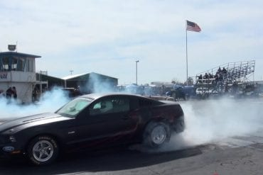 Video: 2014 Ford Mustang Cobra Jet Crazy Acceleration