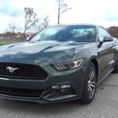 Video: 2015 Ford Mustang EcoBoost Premium In-Depth Tour