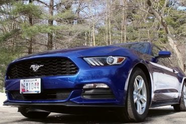 Video: 2015 Ford Mustang V6 In-Depth Review