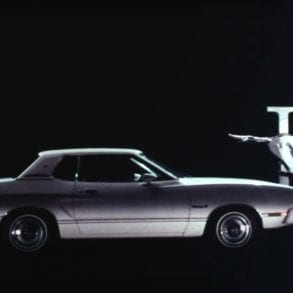 1974 Ford Mustang II Commercial Video
