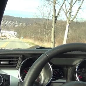 """Video: 2015 Ford Mustang EcoBoost """"Fake"""" Sound Myth Busted!"""
