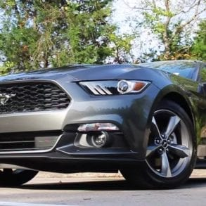 Video: 2015 Ford Mustang 3.7L V6 Cloth Interior
