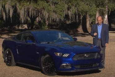 Video: Road Test- 2015 Ford Mustang GT