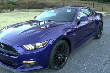 Video: Exhaust Notes - 2015 Ford Mustang GT