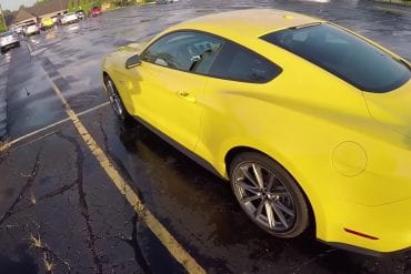 Video: 2015 Ford Mustang GT (Automatic) - POV Test Drive