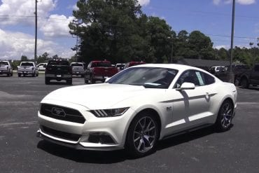 Video: 2015 Ford Mustang GT 50 Year Limited Edition In-Depth Tour