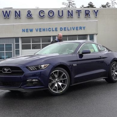 Video: 2015 Mustang GT 50 Year Limited Edition Walkaround