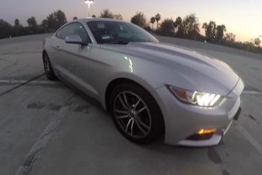Video: 2016 Mustang EcoBoost Premium Night Drive