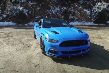 Video: Track-Build 2015 Ford Mustang GT - One Take
