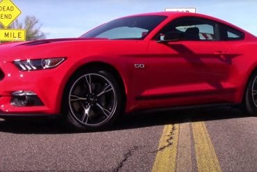 Video: 2016 Ford Mustang GT/CS California Special Test Drive