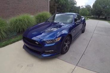 Video: 2016 Ford Mustang GT/CS California Special In-Depth Tour