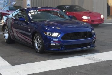Video: 2016 Ford Mustang Cobra Jet Making Its First Passes