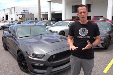 Video: Should You Buy A Used 2016 Ford Shelby GT350 Today?
