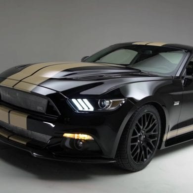 Video: Introducing the 2016 Ford Mustang Shelby GT-H Rent-A-Racer