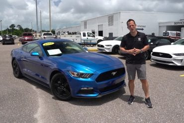Video: Does The 2017 Ford Mustang V6 Have Enough Power?