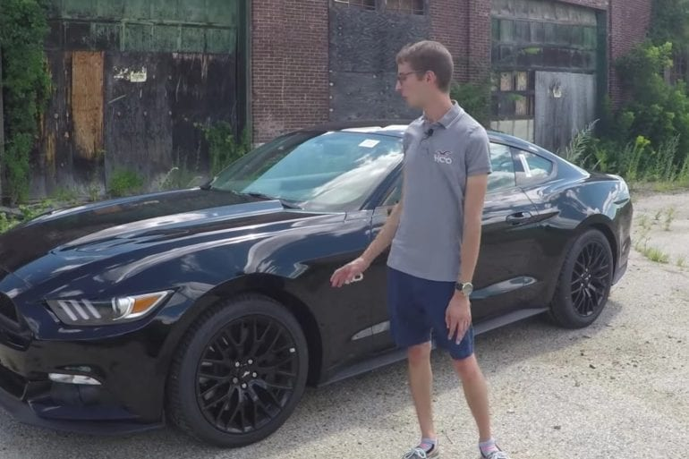 Video: 2017 Ford Mustang GT - Road Test & Review
