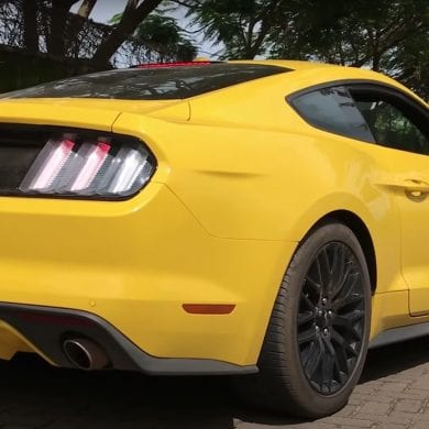 Video: 2017 Ford Mustang GT - Stock Exhaust Sounds + Modes