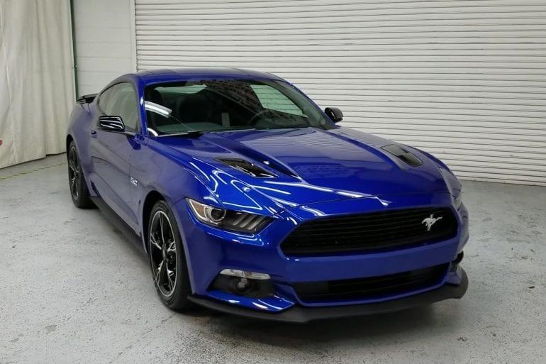 Video: 2017 Ford Mustang GT/CS California Special Walkthrough