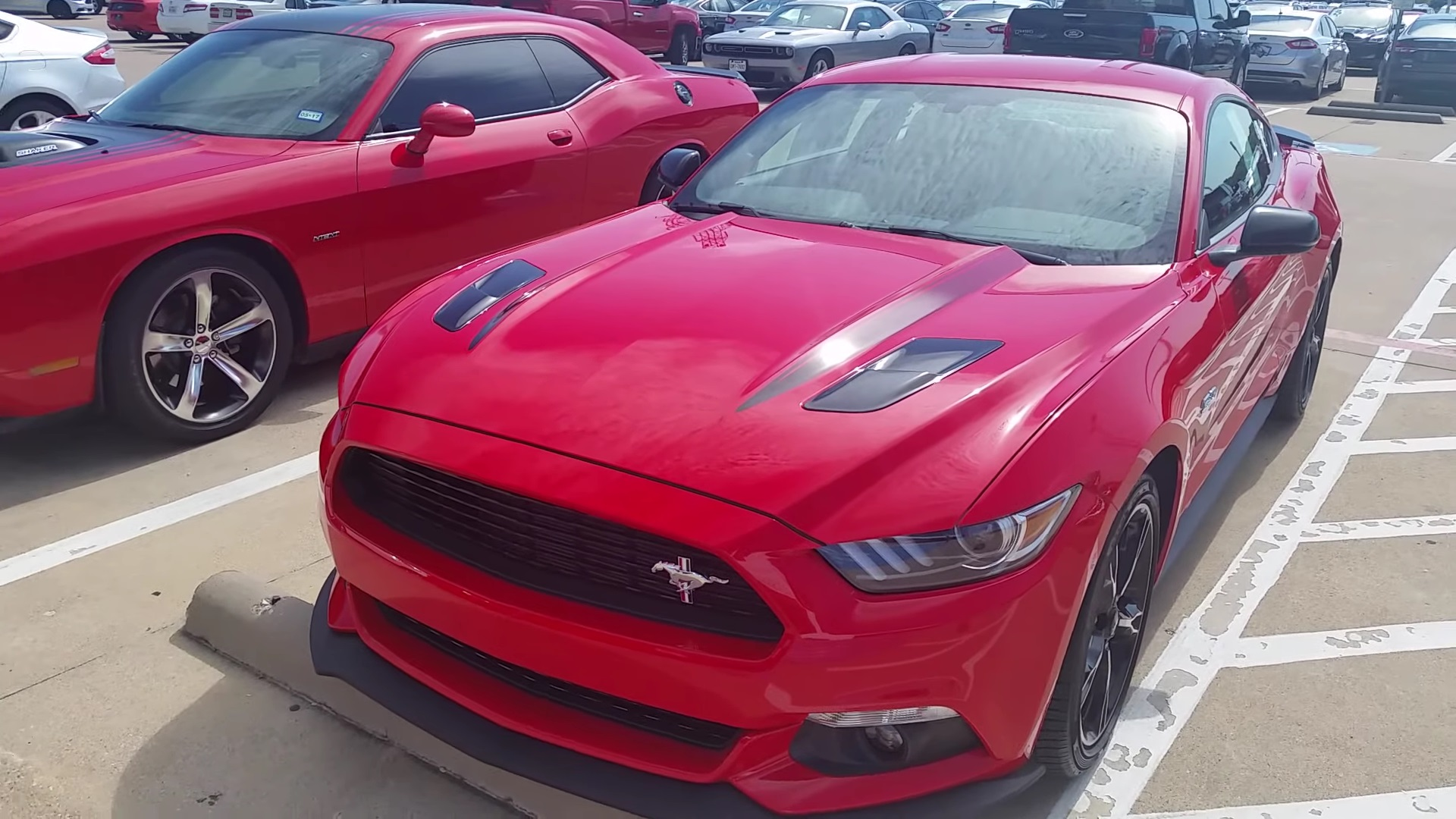 Video: 2017 Ford Mustang GT/CS California Special In-Depth Look