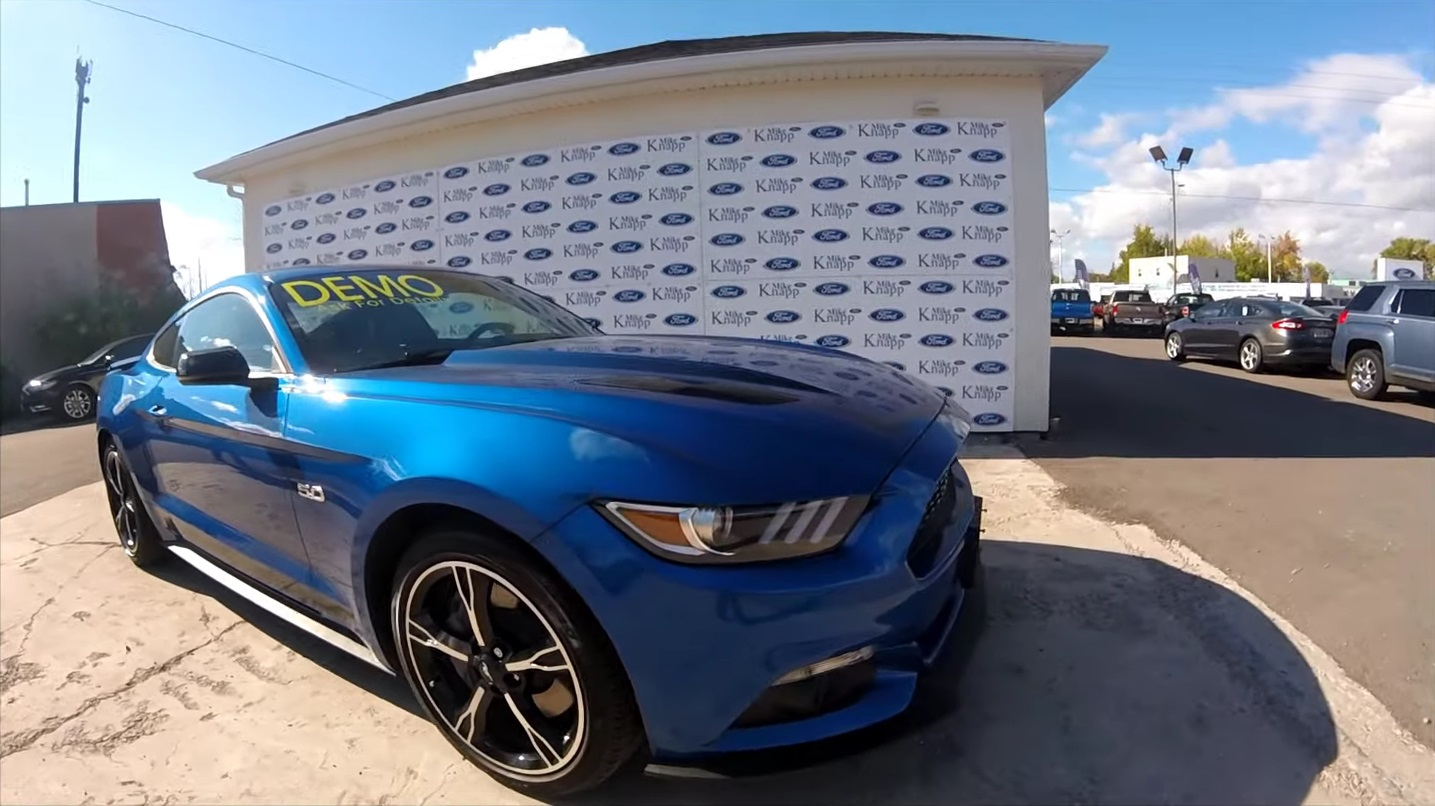 Video: 2017 Ford Mustang GT/CS California Special Walk Around & First Look