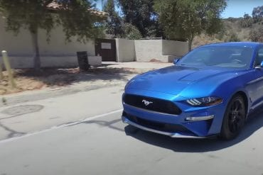 Video: How Does the 2018 Ford Mustang EcoBoost Fit In Mustang's History?
