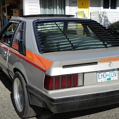 Video: 1981 Ford Mustang Cobra Quick Walkaround
