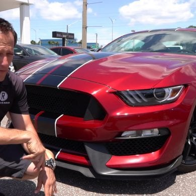 Video: Is A 2018 Ford Shelby GT350 The Best Used Performance Car For Under $50K?