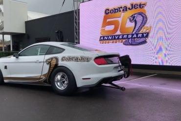 Video: 2018 Mustang Cobra Jet Loud Revs & Exhaust Sounds!
