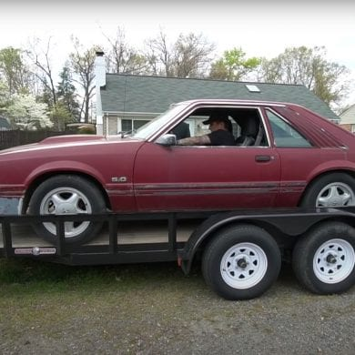 Video: 1982 Foxbody Ford Mustang GT First Impressions