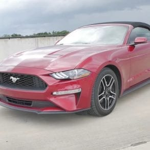 Video: 2019 Ford Mustang Convertible Test Drive Review