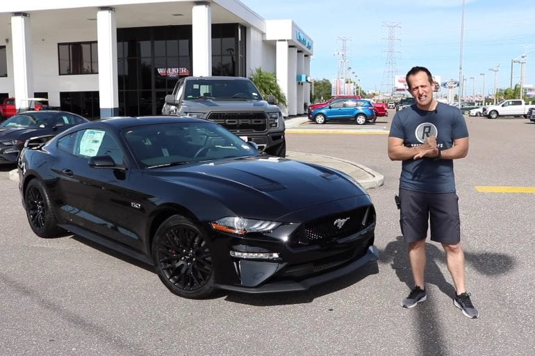 Video: Is The 2019 Ford Mustang GT Performance Pack A Good Daily Driver?