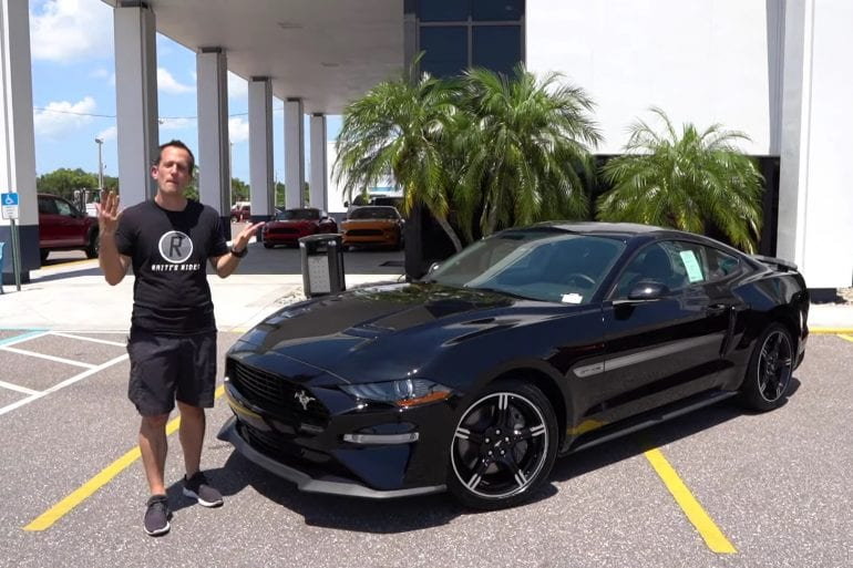 Video: Is the 2019 Ford Mustang GT/CS California Special The Ford Mustang GT Of Your Dreams?
