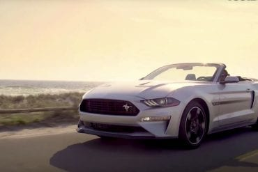 Video: 2019 Ford Mustang GT/CS California Special - First Look