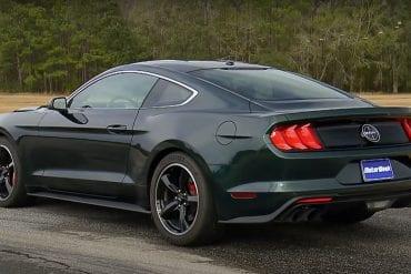 Video: 2019 Ford Mustang Bullitt - Track Test