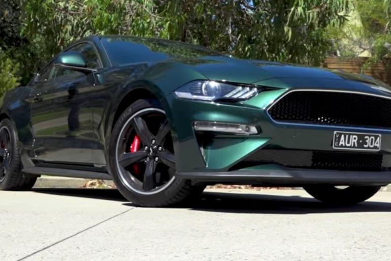 Video: 2019 Ford Mustang Bullitt First Drive Review