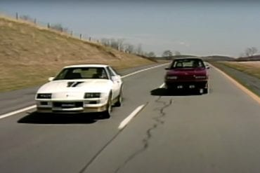 Video: 1982 Ford Mustang GT vs Camaro Z-28 Review