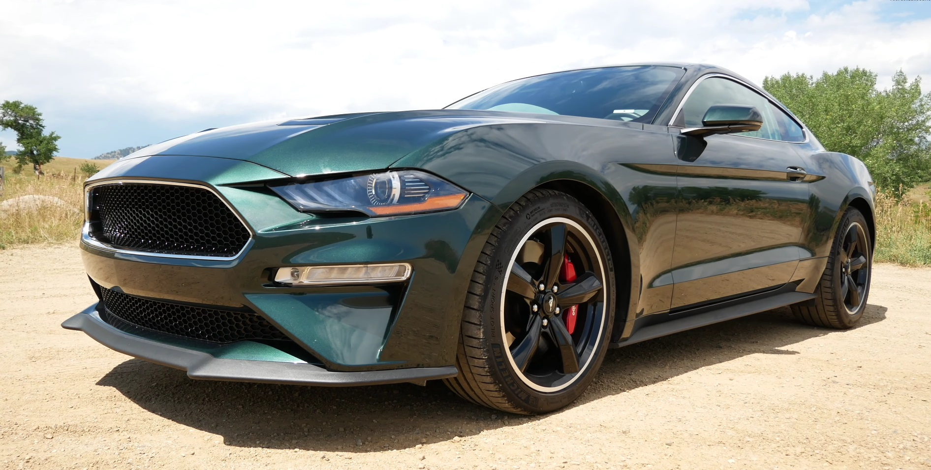 Video: The 2019 Ford Mustang Bullitt Is The Greatest Mustang Ford's Ever Built