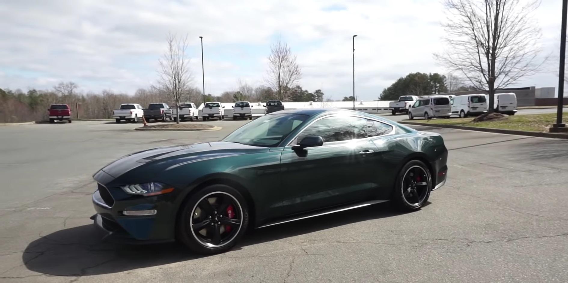 Video: 2019 Ford Mustang Bullitt - Start Up, Exhaust, & Test Drive