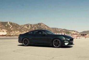 Video: 2019 Ford Mustang Bullitt Road Test