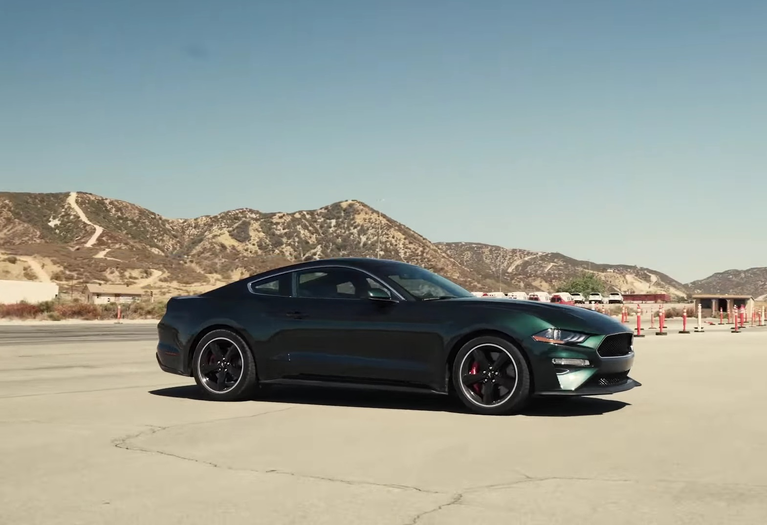 Video: 2019 Ford Mustang Bullitt Road Test