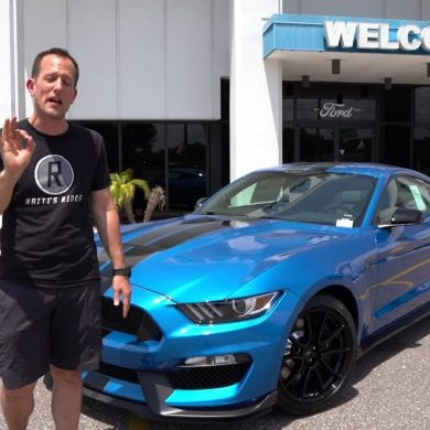 Video: Is The New 2019 Ford Shelby GT350 Now Even Better To Buy?