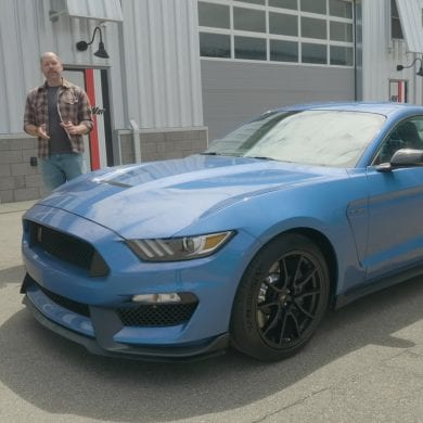 Video: 2019 Ford Mustang Shelby GT350 Test Drive & Review