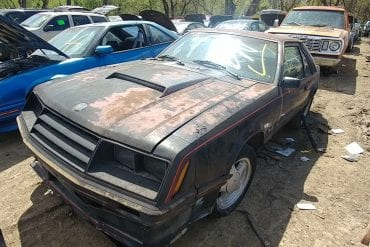Video: 1982 Ford Mustang GT Found In A Junkyard