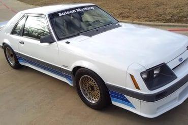 Video: 1985 Saleen Mustang Walkaround
