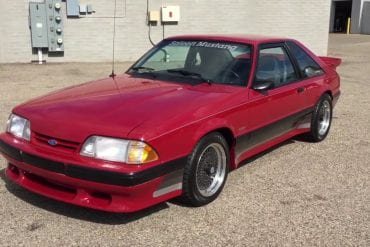 Video: 1988 Ford Saleen Mustang Full Tour