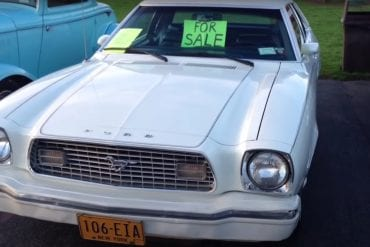Video: 1974 Ford Mustang II Ghia Quick Tour