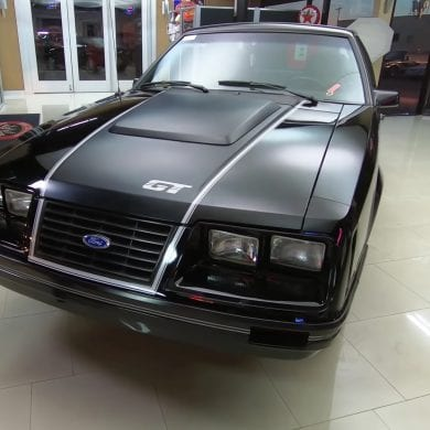 Video: 1983 Ford Mustang GT Walkthrough + Test Drive