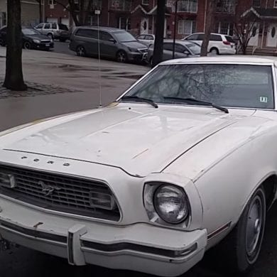 Video: 1974 Ford Mustang Ghia Quick Walkaround