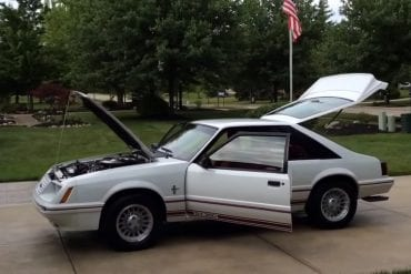 Video: 1984 Ford Mustang 20th Anniversary GT Walkaround