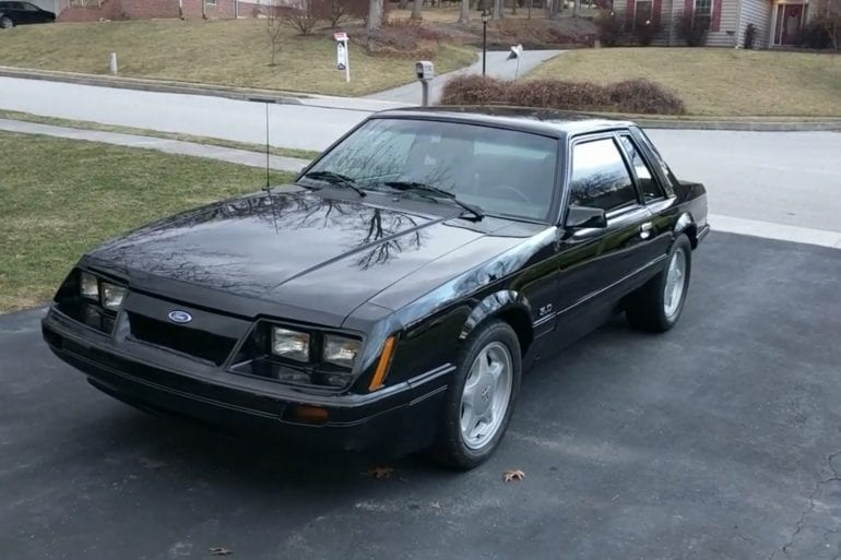 Video: 1985 Ford Mustang LX 5.0 Coupe Walkaround + Overview